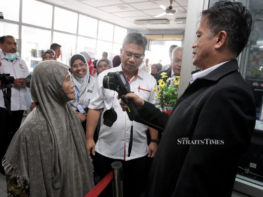 Kelantan screens more than 42,000 people at border checkpoints