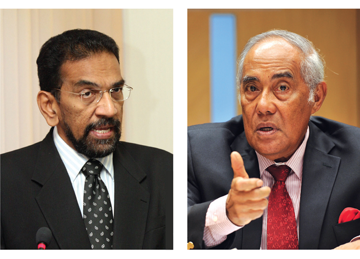Graft allegations reflect individuals' ethics, not governance standards