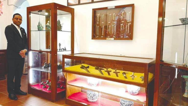 New lease of life for once-forgotten artefacts