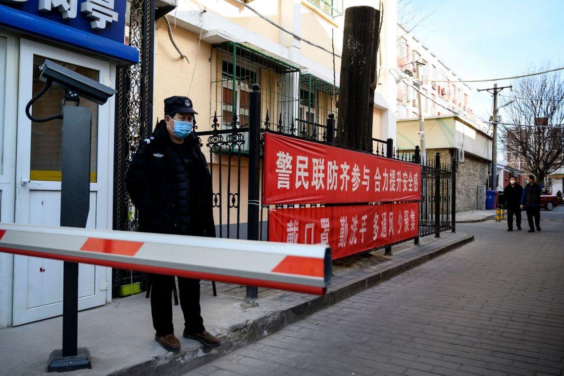 Coronavirus: Chinese woman detained for hiding Wuhan virus contact