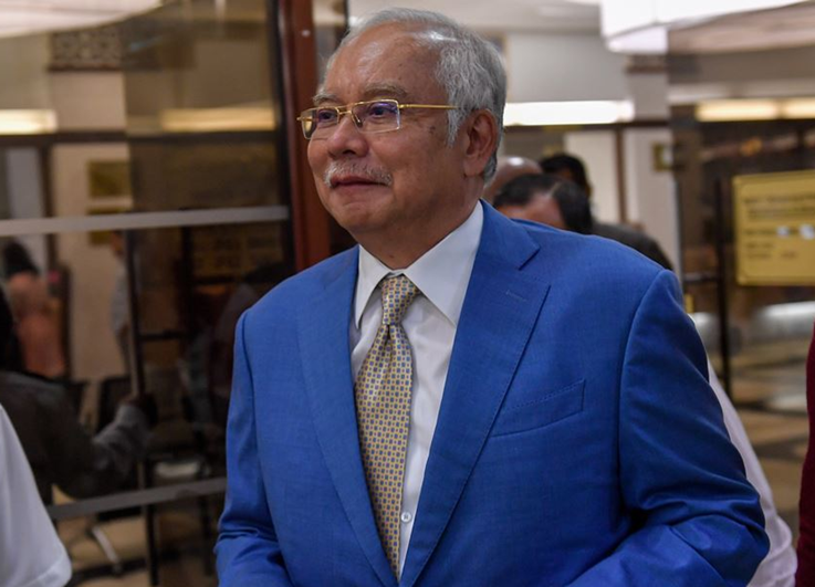 Najib tells court he did not know if government guarantees for RM4b loan to SRC was tabled in Dewan Rakyat