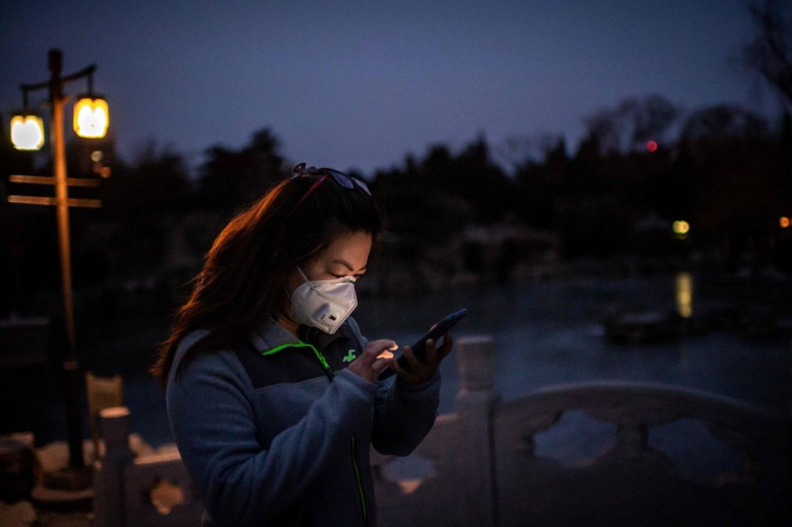 Coronavirus: Chinese citizens turn to tracker apps to avoid infected neighbourhoods