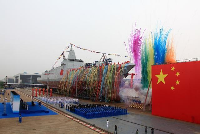 原创 俄罗斯也有055巡洋舰!但比中国055落后不止十年,性能属第二梯队