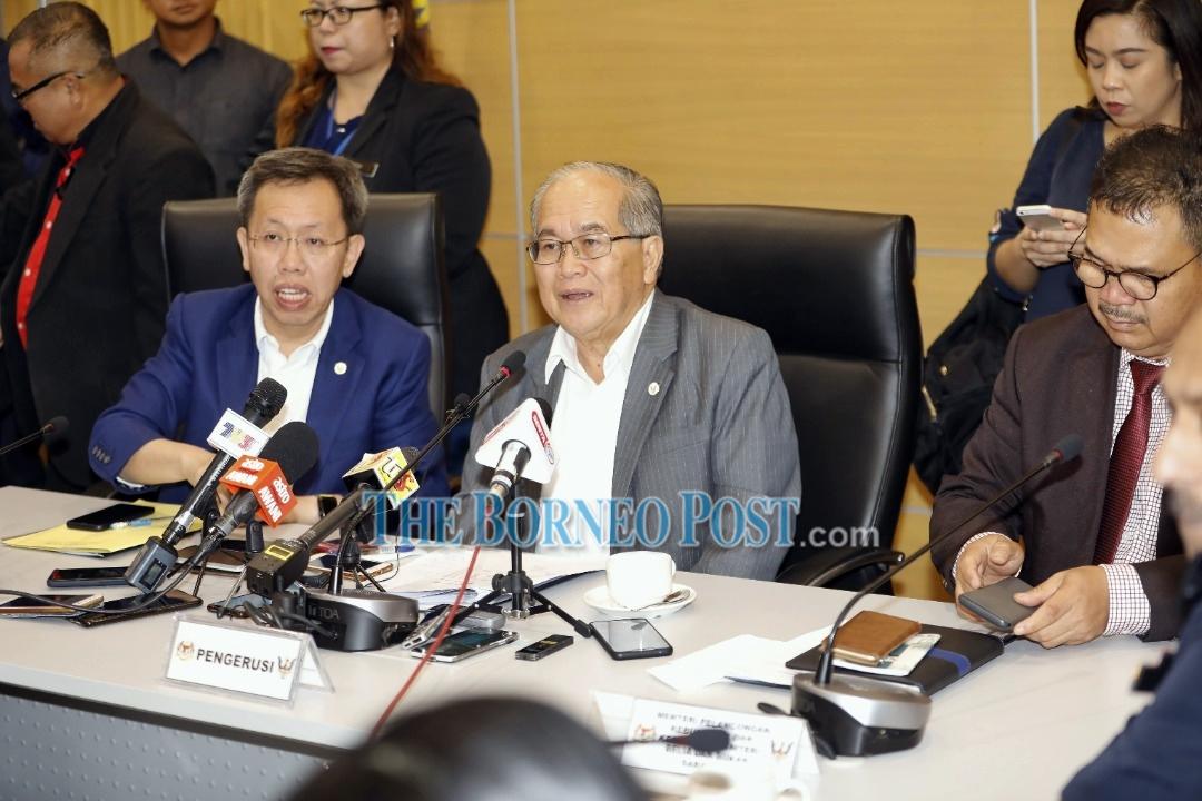Uggah: 24 in Sarawak test negative for Wuhan virus, eight awaiting results