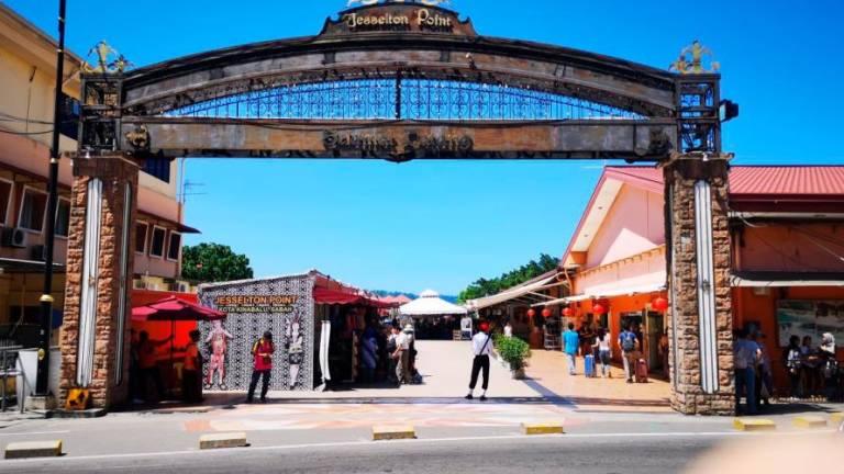 Kota Kinabalu quiet after China tourists stop arriving