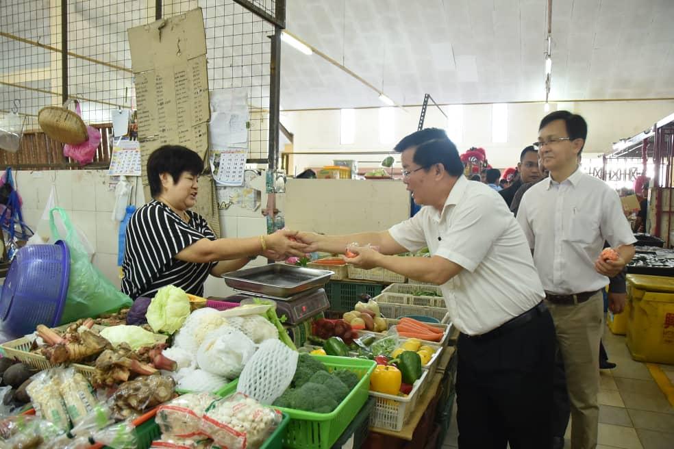 Special coordinator pledges to continue serving Balik Pulau folk