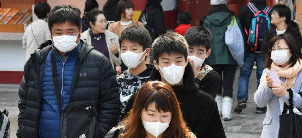 Hong Kong reports first death from the Wuhan virus