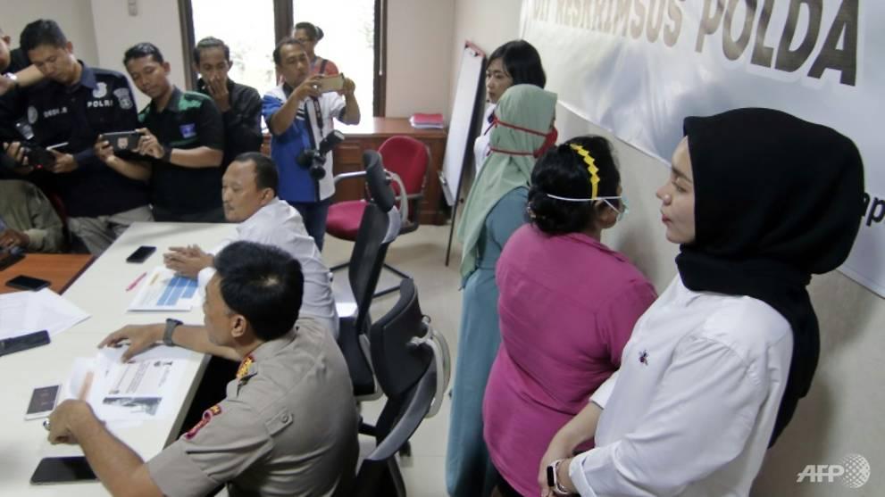 Indonesian women arrested for spreading coronavirus hoax