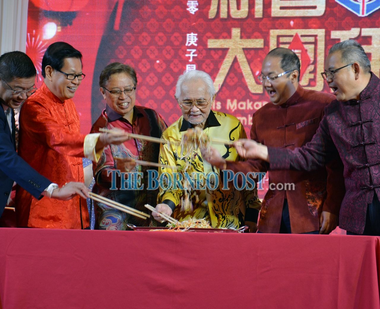 CM optimistic O&G industry in Sarawak will thrive, help boost economy
