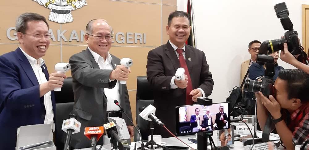 Deputy CM: 17 Malaysians among those given coronavirus all-clear in Sarawak