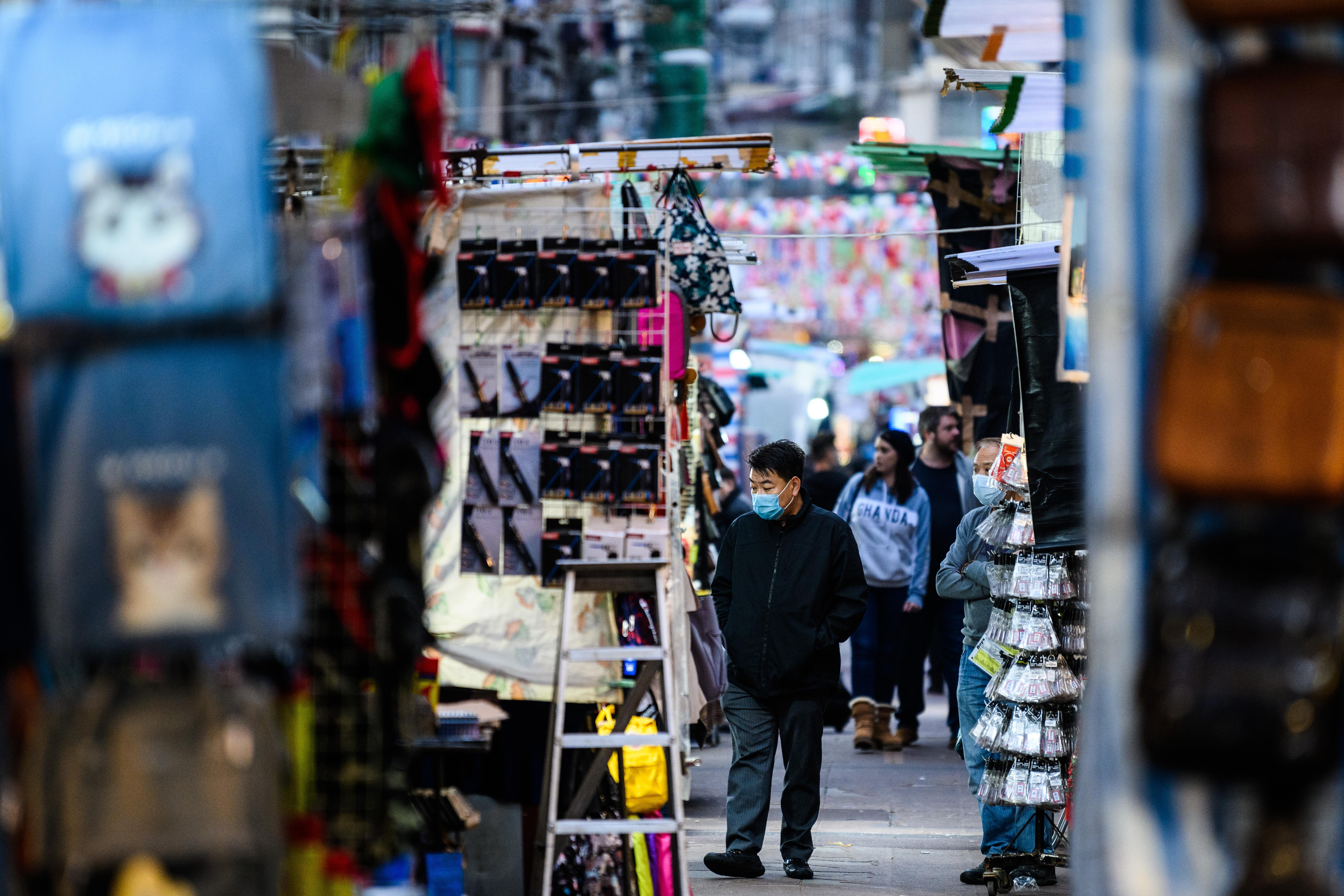 【新冠肺炎】香港马会暂停所有场外投注站服务