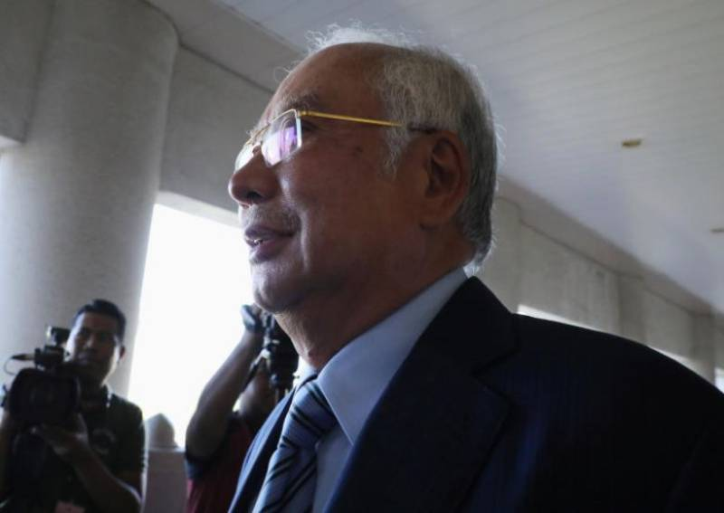 Najib: Jho Low baited me for scam