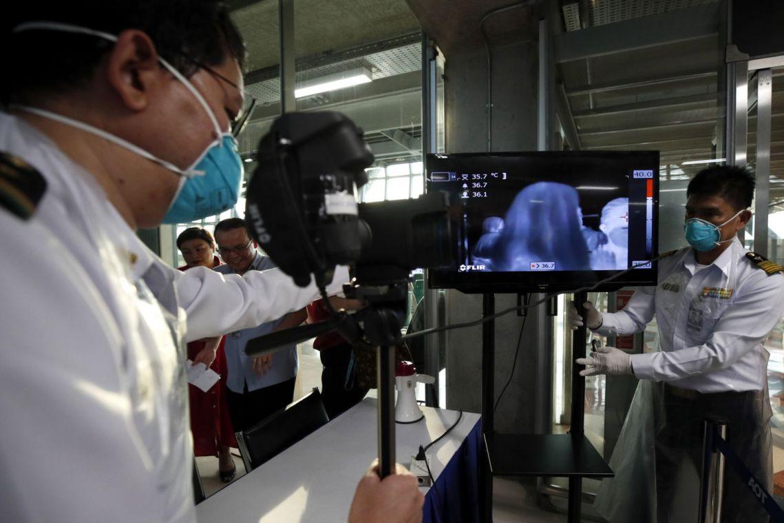 Thai taxi driver who had coronavirus tells Wuhan to keep fighting