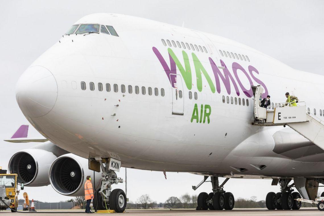 Coronavirus: Britain charters 'second and final' Wuhan evacuation flight