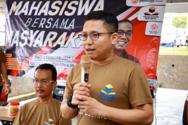 Pasir Gudang Umno Youth dispels talk it was involved in Syed Saddiq 'mob attack'