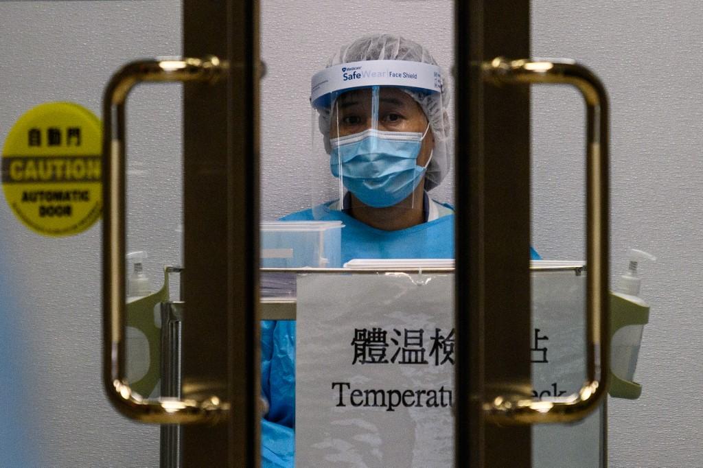 【新冠肺炎】香港新增一起病例至18起