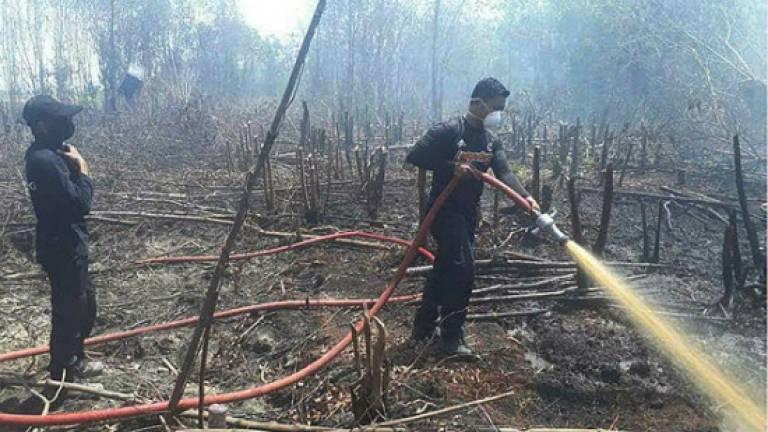 S'gor govt working with Mestecc to combat open burning in Johan Setia