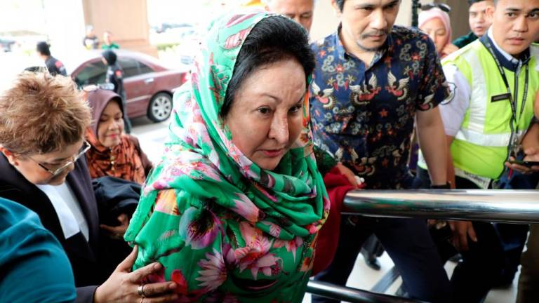 MACC investigated doctor who issued MC to Rosmah, court told