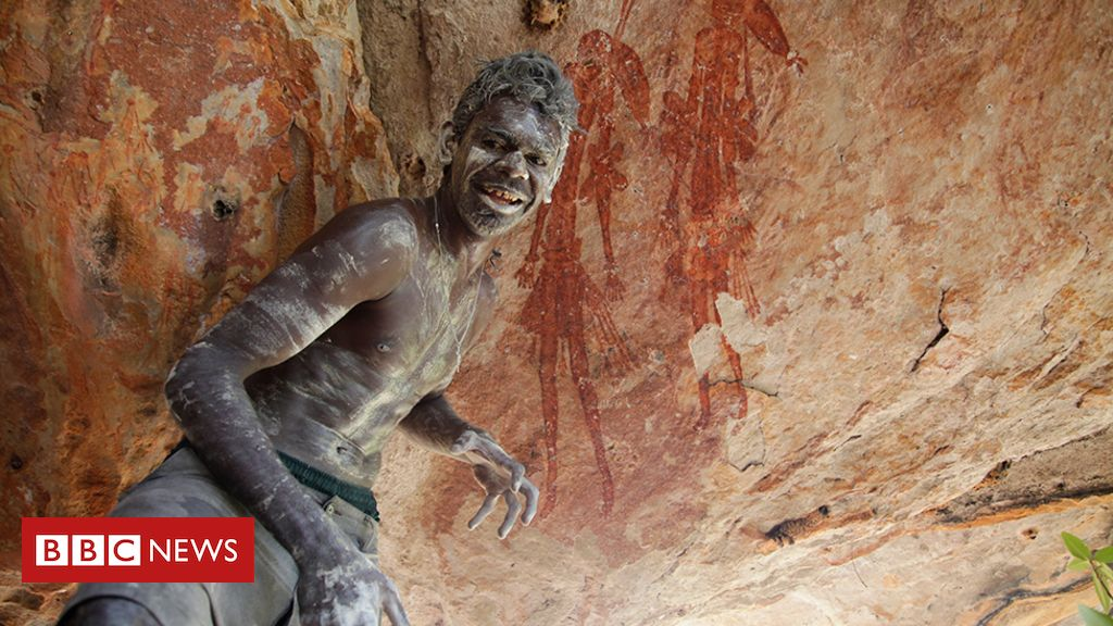 Mud wasps used to date Australia's aboriginal rock art