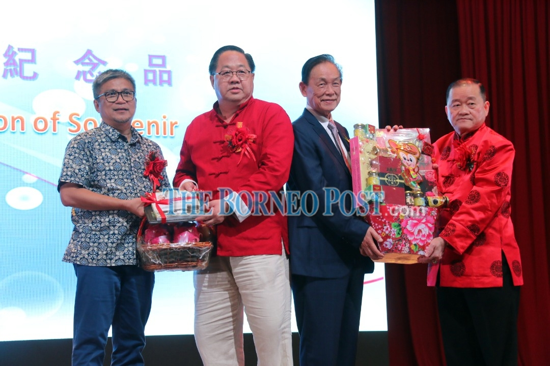 Foochow association eyes record with most silver-haired guests at gathering in Sibu