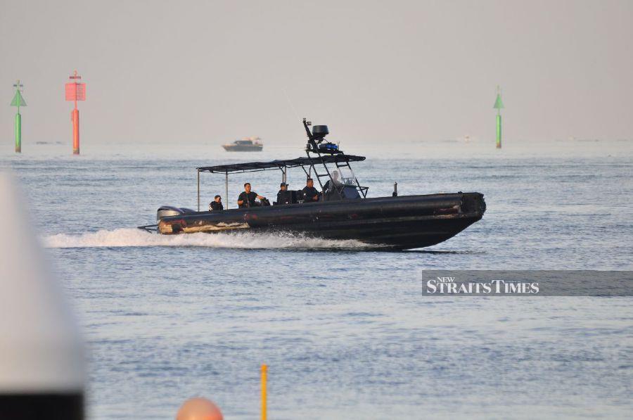 Pulau Gaya shooting: Police surround suspect's hiding place