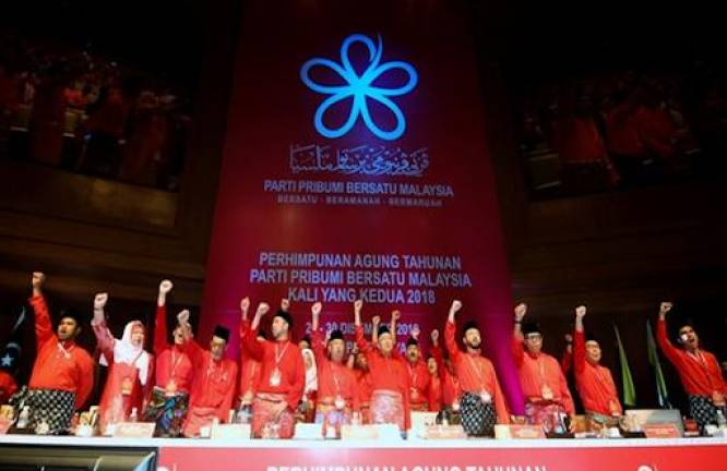 Top three posts in Bersatu expected to be won uncontested