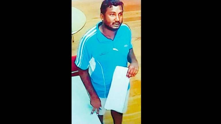 Cool suspect walks away with RM25,000 from Seremban City Council