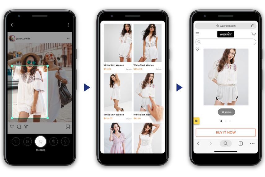 Partnership opens up visual mobile shopping to more in SEA