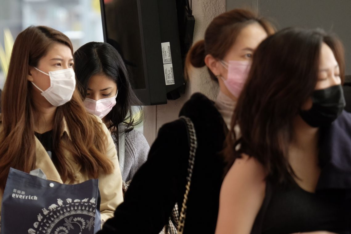 Coronavirus: Taiwan, China argue over flights for stranded Taiwanese in Wuhan