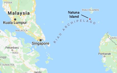 Indonesians upset island used for virus quarantine