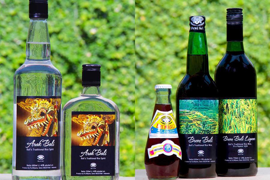 In vino veritas: Bali governor issues new decree to promote traditional liquor
