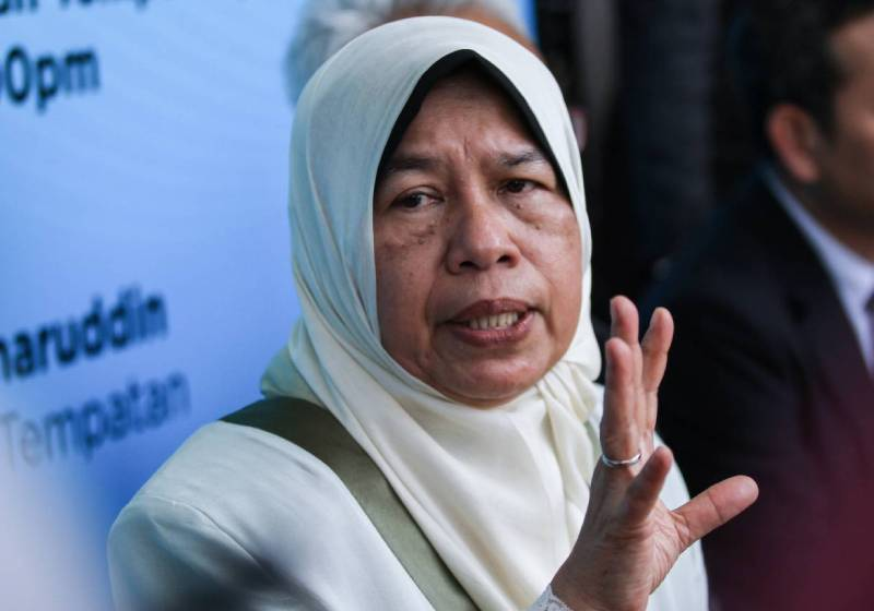Bring it on, says Malaysian politician Zuraida as other MPs file defamation suits