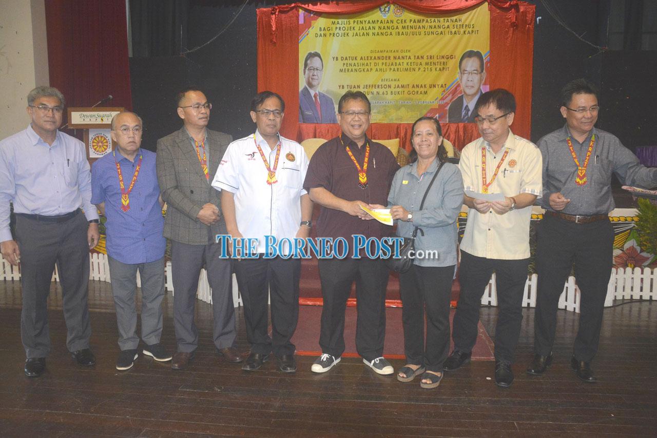 Kapit landowners receive over RM6 mln compensation