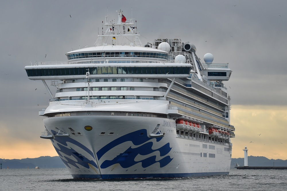 India denies entry to cruise ships over Covid-19 threat