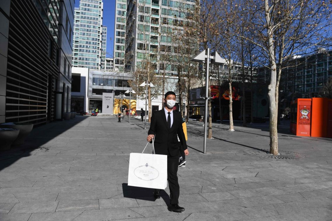 Coronavirus: As China returns to work, it is hardly business as usual