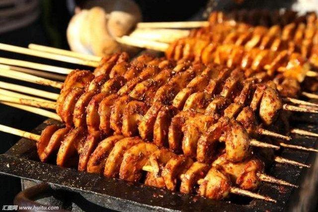 在你们心中不能取代的街边小吃是什么?哪种是你们最喜欢吃的?