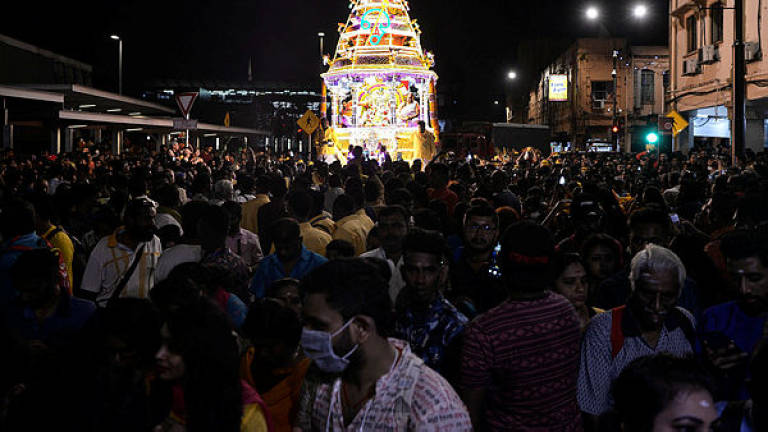 Health, personal hygiene practices urged during Thaipusam: Chow