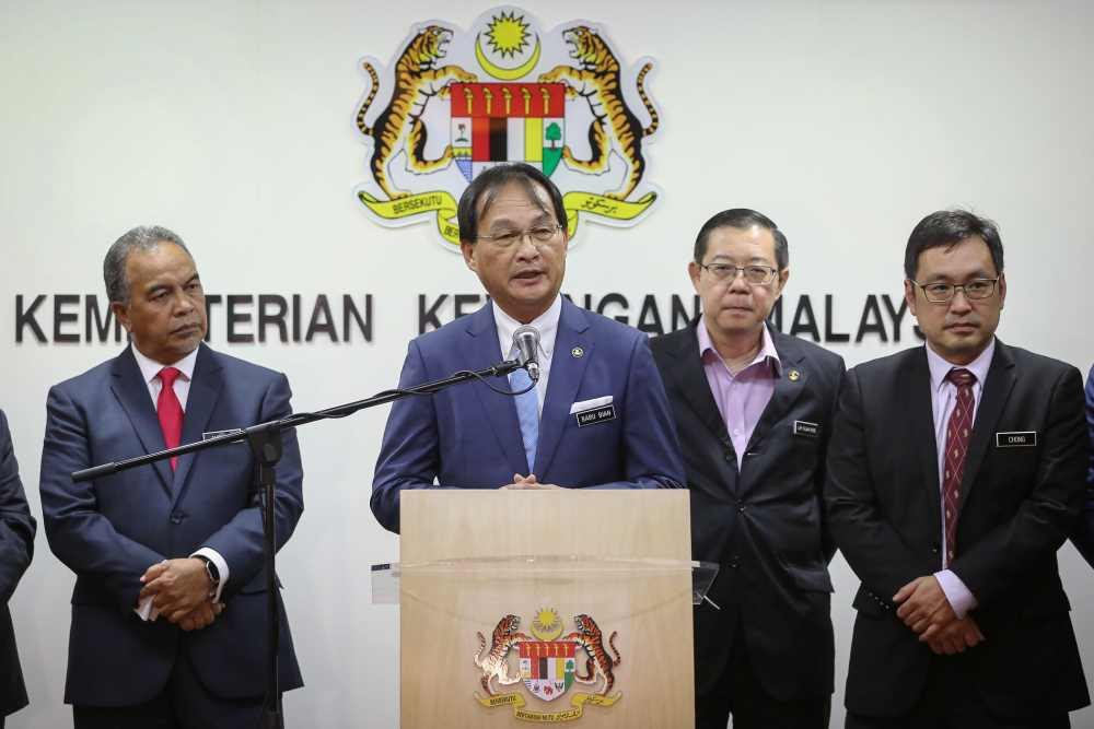 RM1.102b allocated for Works Ministry projects in Sarawak, says Baru
