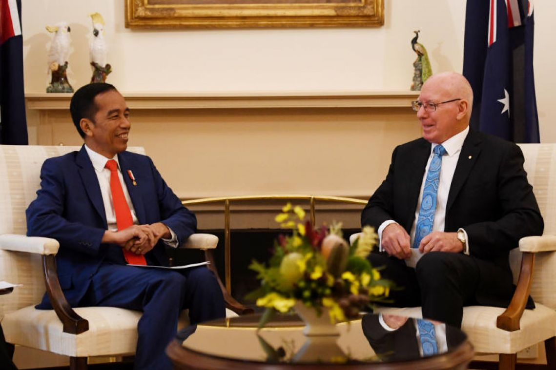 President Jokowi to discuss Indonesia's new capital during Canberra visit
