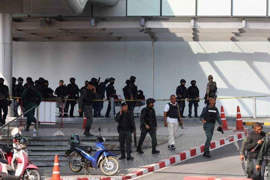 No Malaysians among those killed or injured in the Thai shooting spree