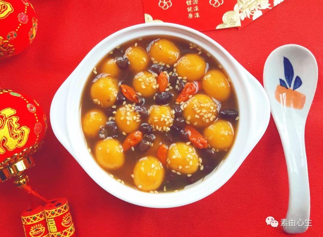 元宵节,记得吃汤圆,团圆平安,年年如意!