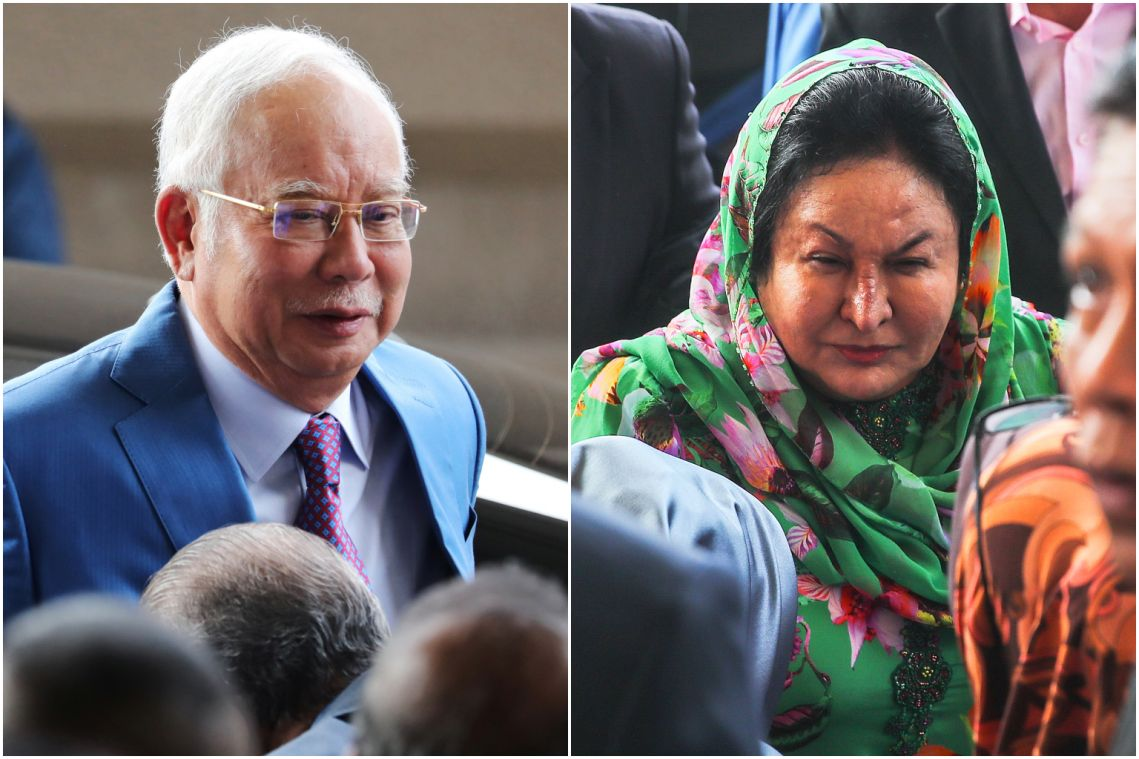 Malaysian ex-PM Najib Razak and wife exerted pressure over contract award: Former minister
