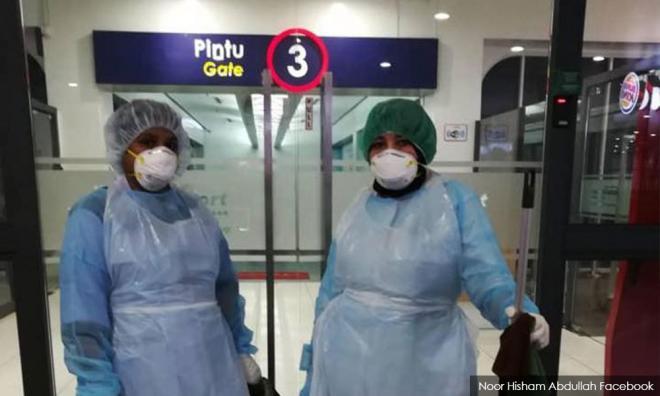 澳门工作返乡后发病,31岁大马男子确诊武肺