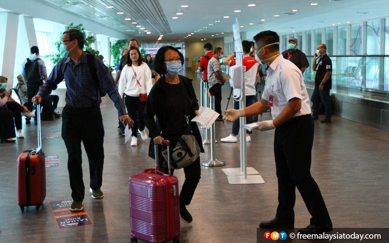 Another Malaysian tests positive for coronavirus after China trip
