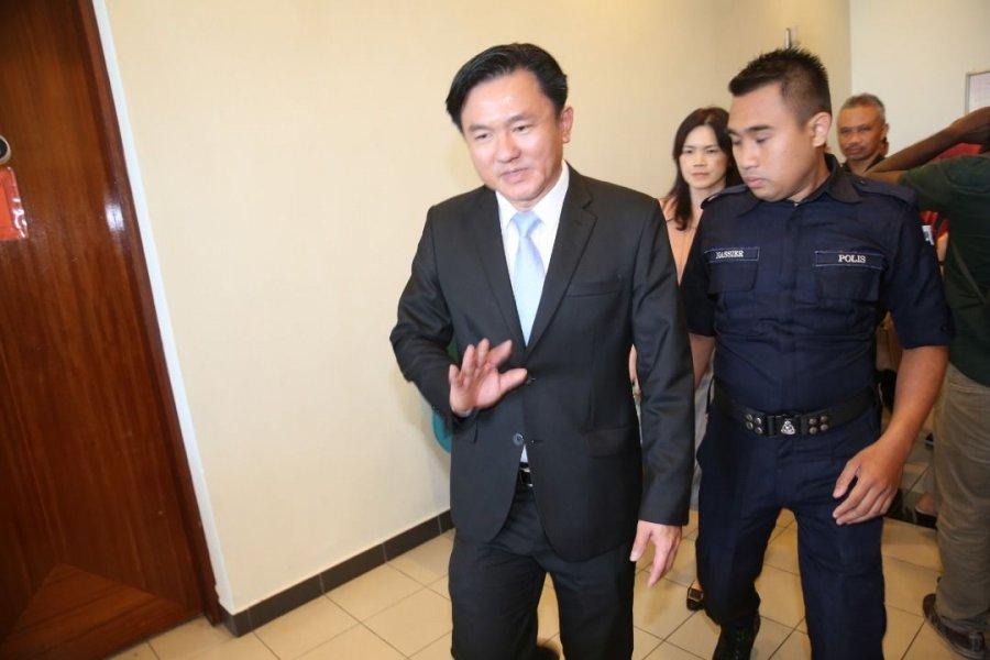 杨祖强涉性侵印尼女佣案 转交高庭审理上诉遭驳回