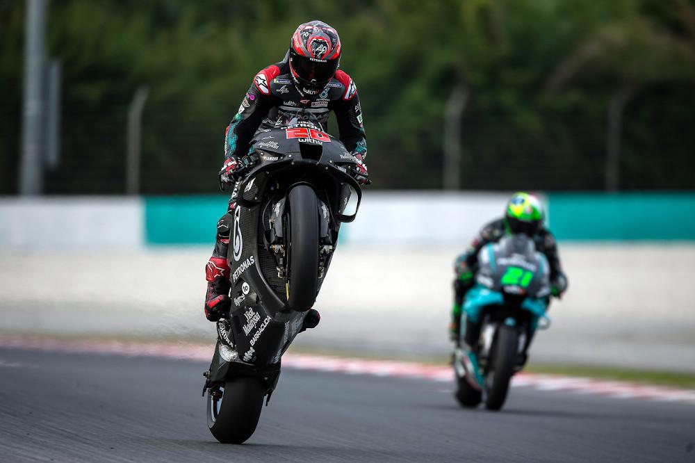 SIC announces cancellation of Malaysia MotoGP 2021