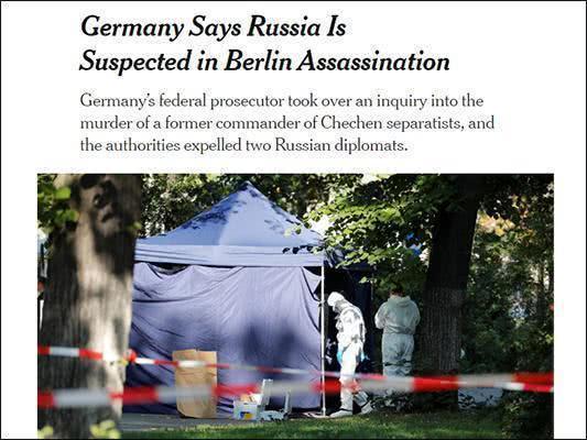 刚到法国就被杀死,反普京人士疑遭政治暗杀,又是那个神秘小组?