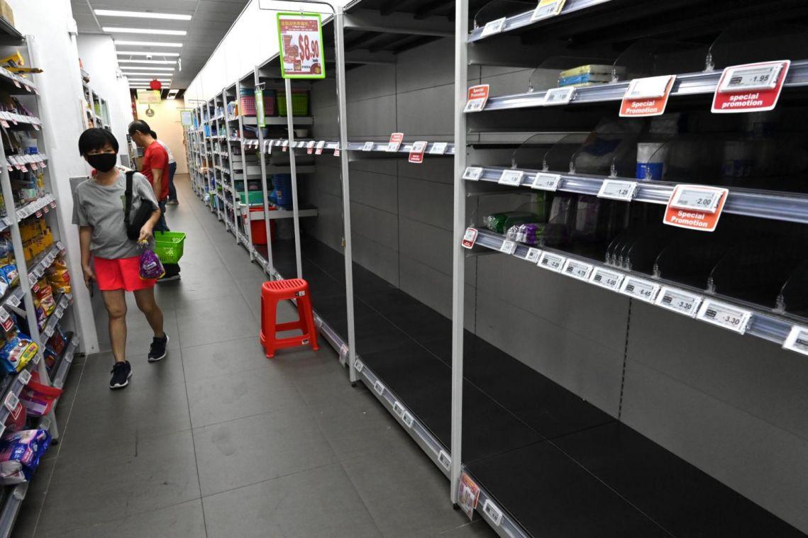 Coronavirus: Malaysians stay calm amid panic buying in Singapore, Hong Kong