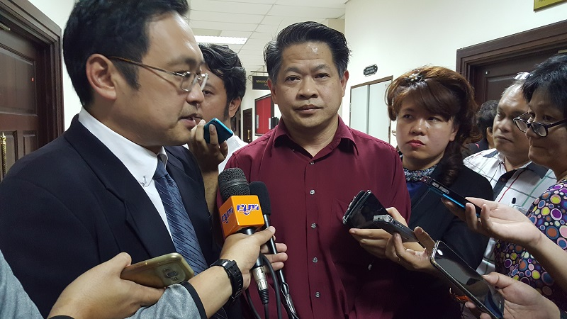 DAP loses Pujut state seat after top court rules Dr Ting disqualified for dual citizenship