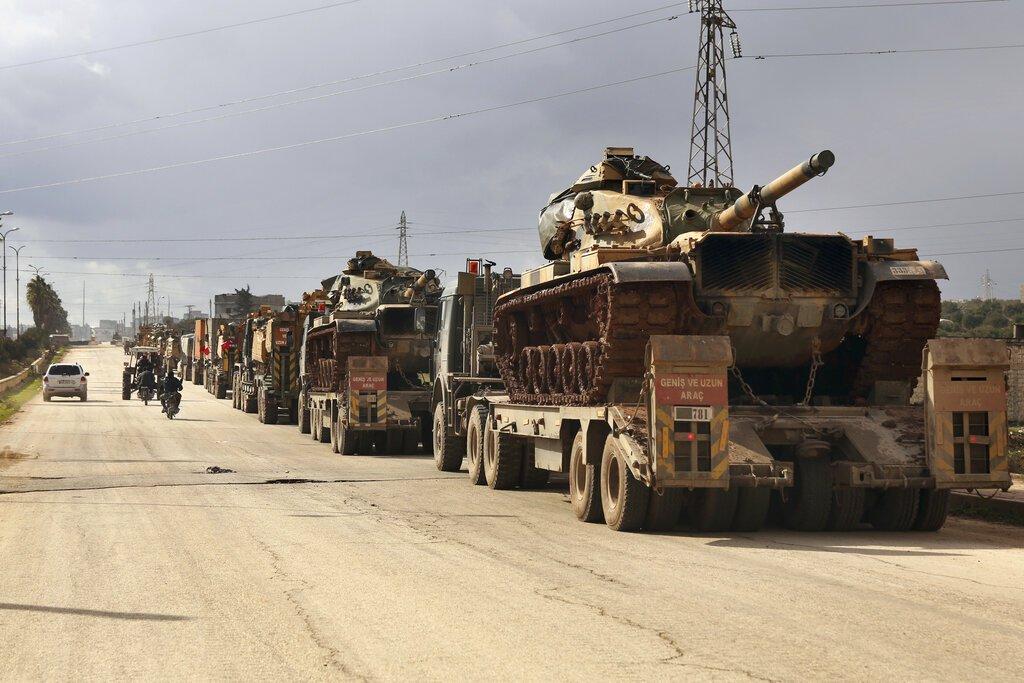 Erdogan announces summit with Russia, France, Germany on Idlib